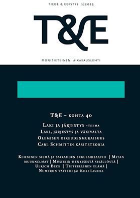 Näytä Nro 1 (2015): Laki ja järjestys / T&E kohta 40
