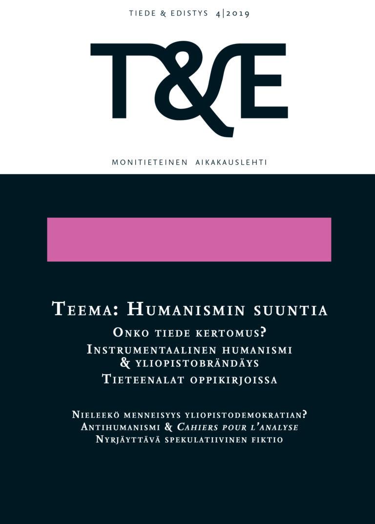 Näytä Nro 4 (2019):  Humanismin suuntia